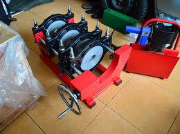 Аппараты для сварки пластиковых труб - Аппарат механический для стыковой сварки пайки…, 0