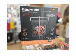 Электрические грили и шашлычницы - Гриль-духовка Redmond SteakMaster RGM-M803P / В…, 0