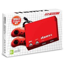 """Игровые приставки - Приставка 8bit-16bit """"Hamy 4"""" 350-in-1 Classic…, 0"""