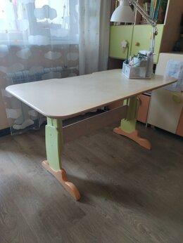 Столы и столики - Детский стол растущий со стульями, 0