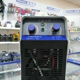 Плазменная резка - Аппарат плазменной резки (аврора) Джет 40, 0