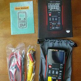 Измерительные инструменты и приборы - Профессиональный цифровой мультиметр XE-608., 0