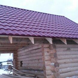 Готовые строения - Баня из бревна сруб бани, 0