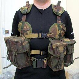 Подсумки - Оригинальные РПС Dutch DPM модульные, армии Нидерландов, 0