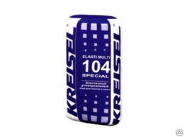Клей - Клей д/плитки 104 ELASTI MULTI SPECIAL эласт 25 кг, 0