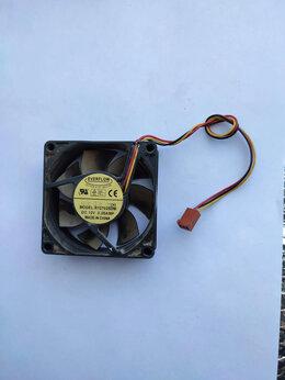 Кулеры и системы охлаждения - вентилятор Glacier, 0