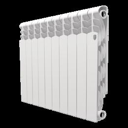 Радиаторы - Радиатор RoyalThermo Revolution Bimetall 500 10 секции, 0