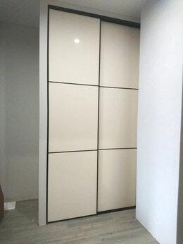 Шкафы, стенки, гарнитуры - Двери-купе. Цветное стекло. Slim, 0