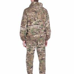 Одежда и обувь - Костюм летний Стрелок цвет Мультикам ткань Смесовая , 0