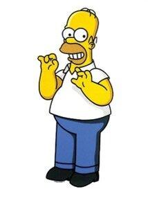 Фигурки и наборы - Homer Simpson, 0