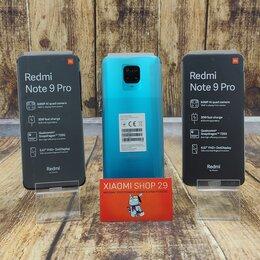 Мобильные телефоны - Новые Xiaomi Redmi Note 9 Pro 6Gb/128Gb Green, 0