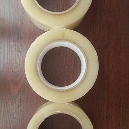 Строительный скотч - Скоч прозрачный 150м , 0