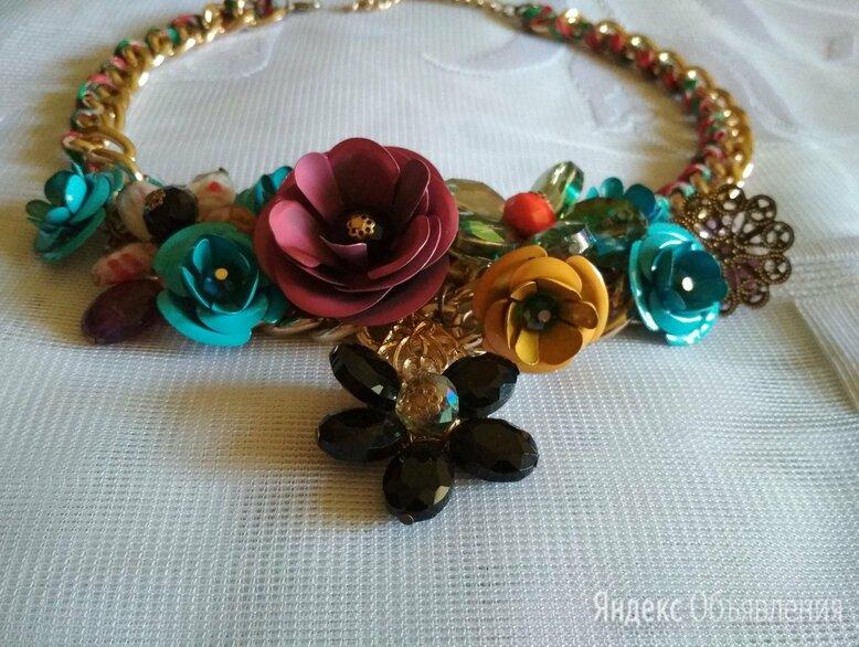 Ожерелье, колье, бусы  по цене 250₽ - Колье и бусы, фото 0