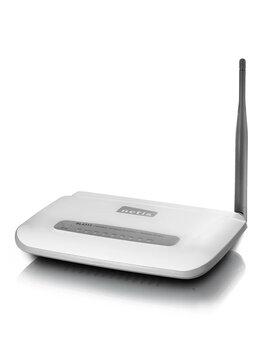 Проводные роутеры и коммутаторы - WiFi WAN/ADSL2+ роутер Netis DL4311 в коробке, 0