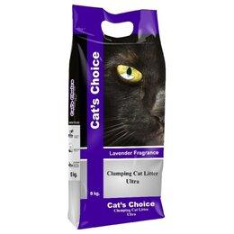 Наполнители для туалетов - Indian Cat Litter Cat's Choice Lavender /…, 0