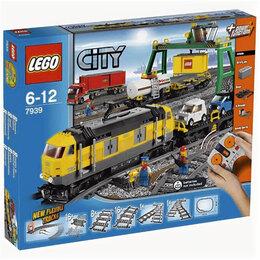 Конструкторы - Электромеханический конструктор LEGO City 7939…, 0