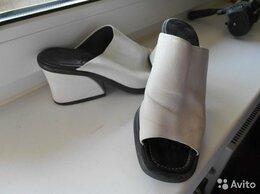Босоножки - Испанские босоножки с необычным каблуком, 0