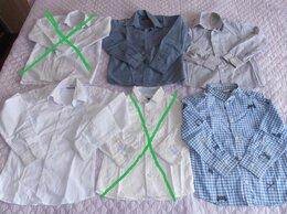 Рубашки - Рубашки детские 116-146 пакетом 12 штук, 0