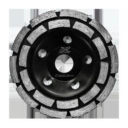 Для шлифовальных машин - Фреза алмазная торцевая сегментная SK-FATS125, 0