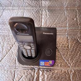 Радиотелефоны - Радиотелефон стационарный Panasonic, 0