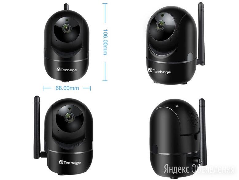 Камера видеонаблюдения 2 Mp (FHD), пишет на карту по цене 2500₽ - Камеры видеонаблюдения, фото 0