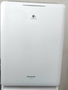 Очистители и увлажнители воздуха - Воздухоочиститель с функцией увлажнения Panasonic., 0