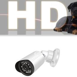 Камеры видеонаблюдения - Камера AHD для уличной установки с ИК, 0