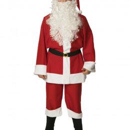 Карнавальные и театральные костюмы - Карнавальный костюм Санта Клаус простой, 0