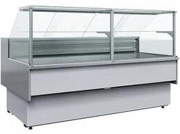 Холодильные витрины - Нейтральная витрина GC110 N 2,5-1 (с боковинами)…, 0