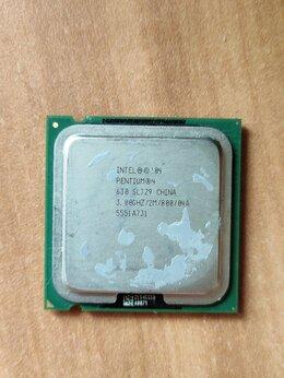 Процессоры (CPU) - Процессор Pentium 4 3 ГГц, 0