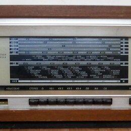 Радиотюнеры - Ламповая радиола Симфония на разбор. Отправка+, 0