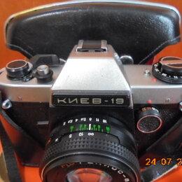 Фотоаппараты - КИЕВ-19, 0