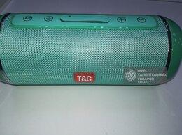 Портативная акустика - Колонка портативная T&G 116, 0