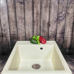 Кухонные мойки - Мойка каменная G-021 , 0