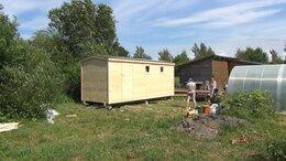 Готовые строения - Перевозная Баня 2.3х5.8м. Донцо (Видео), 0