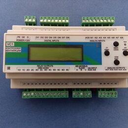Системы Умный дом - Контроллер вентиляции, 0