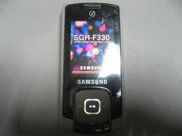 Мобильные телефоны - Samsung F330 White, 0