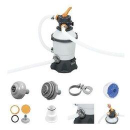 Фильтры, насосы и хлоргенераторы - 58515 Bestway Песочный фильтр-насос 3028л/ч,…, 0