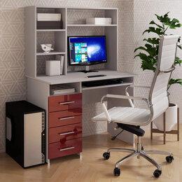 Компьютерные и письменные столы - Стол компьютерный Милан 11, 0
