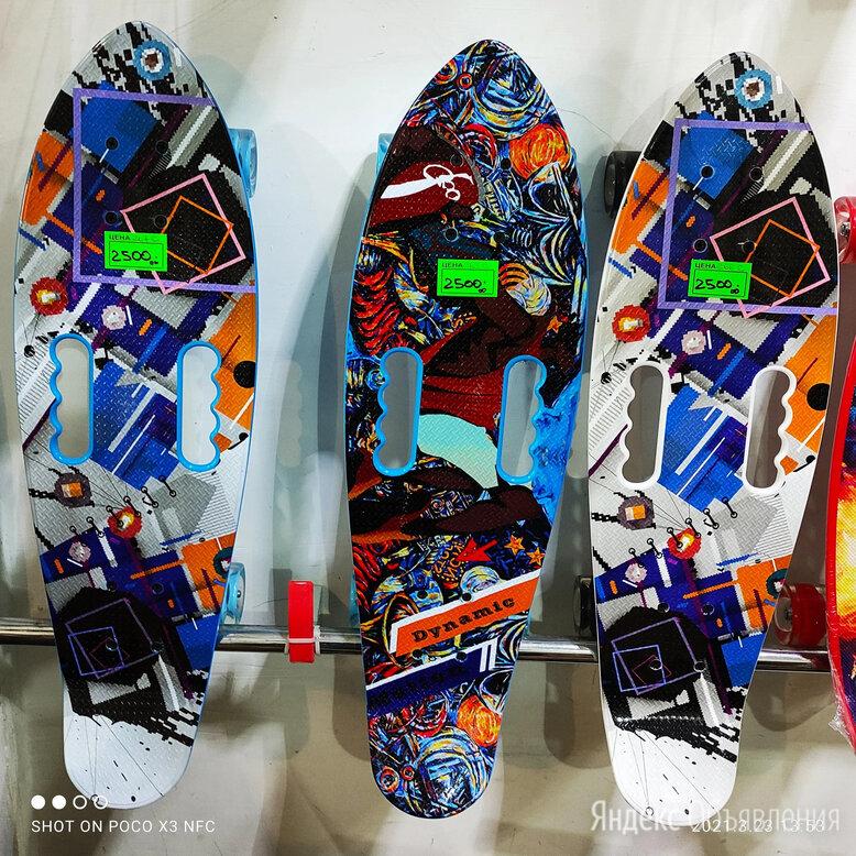 СКЕЙТБОРД [НОВЫЕ) по цене 2500₽ - Скейтборды и лонгборды, фото 0