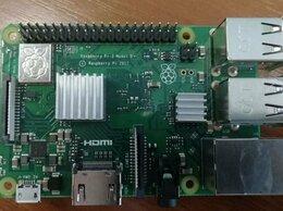Настольные компьютеры - Raspberry Pi 3 Model B+ с блоком питания, 0