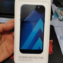Защитные пленки и стекла - Защитная пленка Samsung A7 (2017), 0