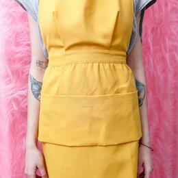Одежда - Фартук для персонала, фартуки с индивидуальным дизайном, 0