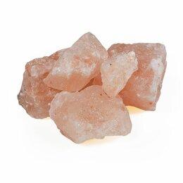 Камни для печей - Гималайская соль колотая 6-12 см. Мешок 25 кг, 0