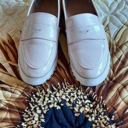 Туфли - Лоферы натуральная кожа  Banoo, 0