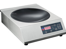 Промышленные плиты - Плита индукционная INDOKOR IN3500 WOK, 0