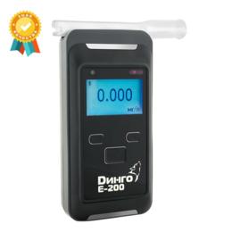 Приборы и аксессуары - Алкотестер Динго Е-200 (В), 0