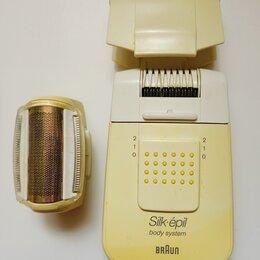 """Эпиляторы и женские электробритвы - Винтажный Эпилятор """"Шелковая эпиляция"""" от Braun, 0"""