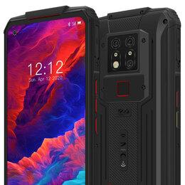Мобильные телефоны - Бронированый Oukitel: Helio P90, 8000мА, 128ГБ, камера ночного видения. Гарантия, 0