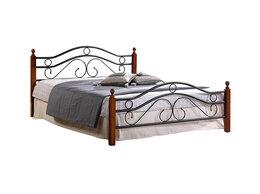 Кровати - Кровать с металлическим основанием AT-803, 0